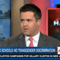 Anti-LGBT Extremist Stumped Over Which Bathroom a Transgender Person Should Use: WATCH