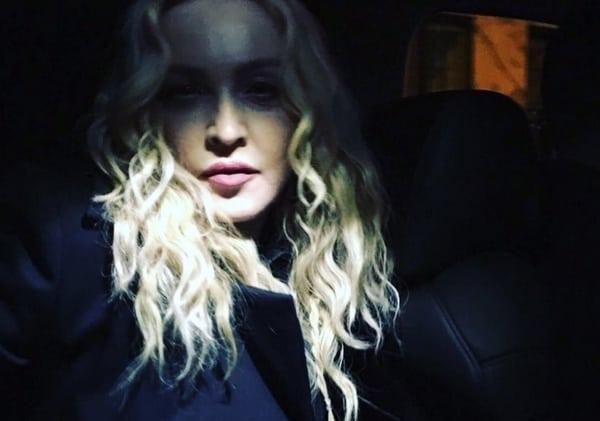 Madonna Met Ball