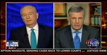 Bill O'Reilly Brit Hume