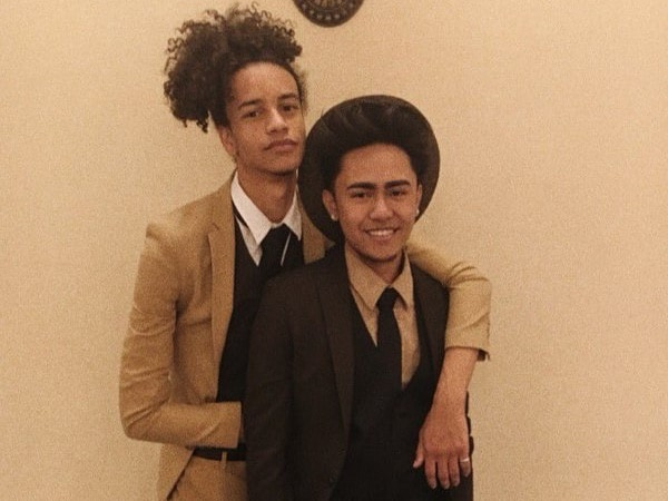 gay couple goes to prom
