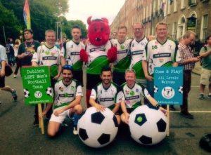 Dublin Devils Soccer Ireland