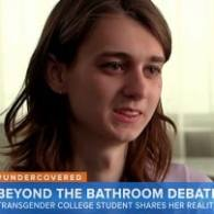 Ronan Farrow Talks to Female Trans Student Living in All-Male Dorm at Notre Dame: VIDEO