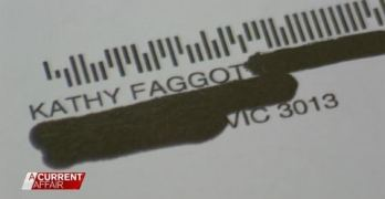 Gay Slur Phone Bill Melbourne Australia