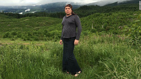 Jamie Shupe nonbinary Oregon
