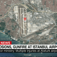 At Least 28 Dead, 60 Injured in Attack on Istanbul Airport – VIDEO