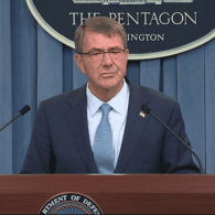 Pentagon Lifts Ban on Open Transgender Service: WATCH