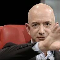Jeff Bezos: Gay Billionaire Peter Thiel Should 'Develop a Thick Skin' – WATCH