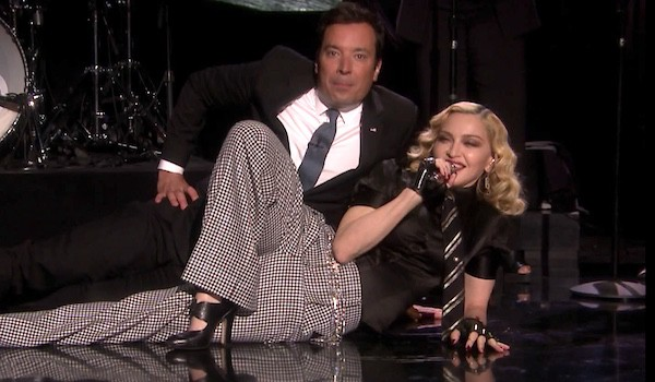Madonna Borderline