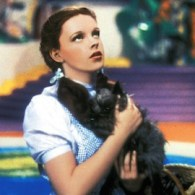 'Over the Rainbow' Judy Garland in Wizard of Oz