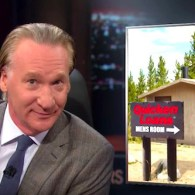 Bill Maher: Anonymous Gay Sex at Yosemite National Park is About to Get Corporatized – WATCH