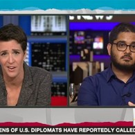 Rachel Maddow Interviews Gay Former Islamic Extremist: WATCH