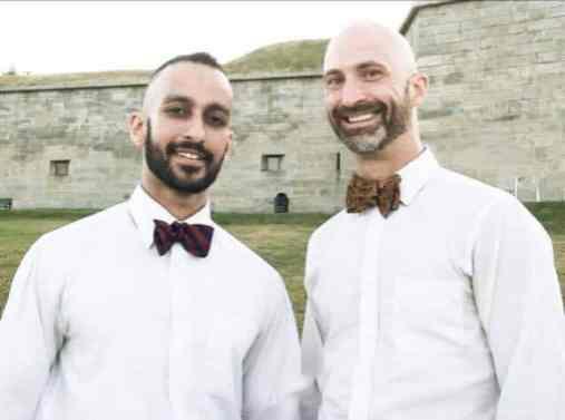 gay muslim June 30, 2016 Photo by: Bahareh Pirayesh
