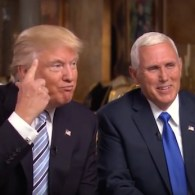 60 Minutes Donald Trump Mike Pence