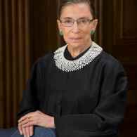 SCOTUS Justice Ruth Bader Ginsburg Hospitalized After Falling at Court
