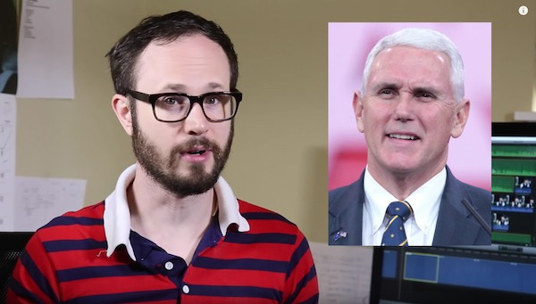 Matt Baume Mike Pence