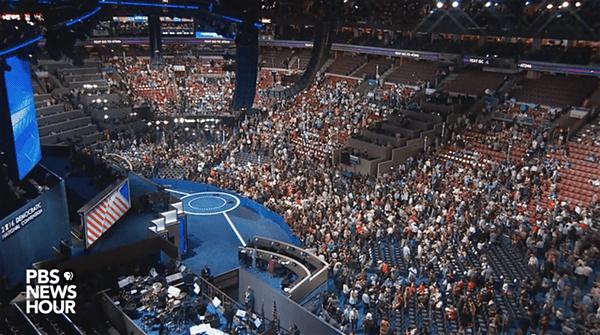 democratic convention watch live
