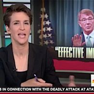 Rachel Maddow Lauds Obama and Out Transgender Servicemembers for Lifting of the Ban