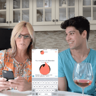 Gay Twins Let Their Mom Create Tinder Profiles for Them – WATCH