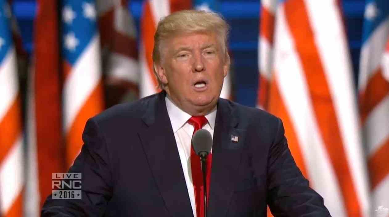 Donald Trump lgbtq