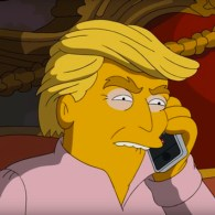 Homer and Marge Simpson Choose Hillary Clinton Over Donald Trump: WATCH