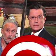 Stephen Colbert Brings Back Jon Stewart and the Old Colbert to Explain 'Trumpiness' – WATCH