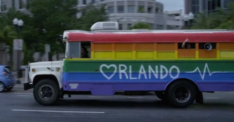 Gaycation visit Orlando on TV this week