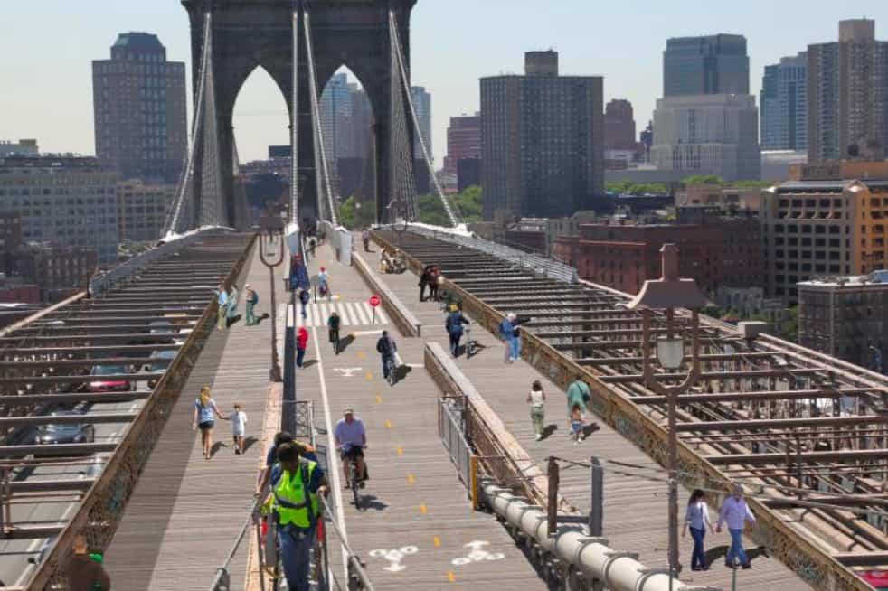 Brooklyn Bridge expansion