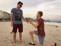 Gay Marriage Proposal