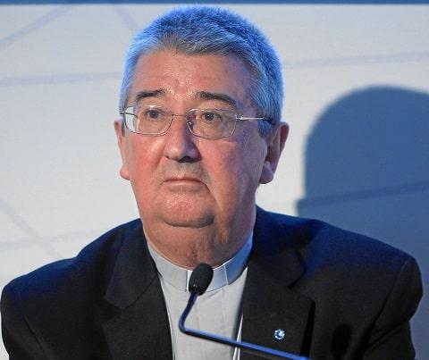 Diarmuid Martin grindr priest scandal