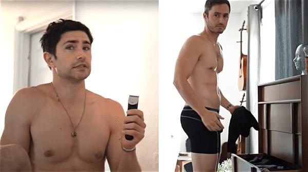 Matt dallas nude