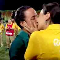 First Olympic Marriage Proposal is Magic Moment Between Rugby Player and Girlfriend: WATCH