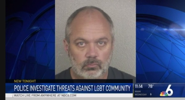 Craig Jungwirth Indicted for Threatening Orlando-Style