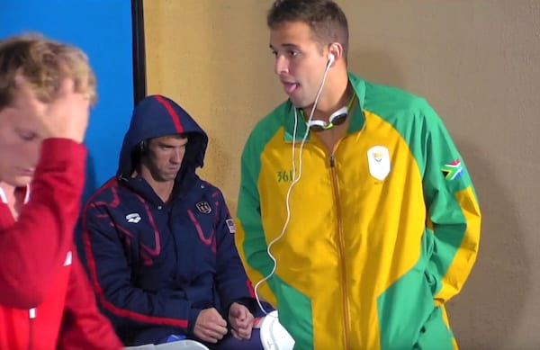 Here's What Sparked Michael Phelps' 'PhelpsFace', the