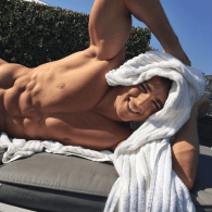 Pietro Boselli Goes for an Olympic Medal in the Abs Competition – PHOTOS