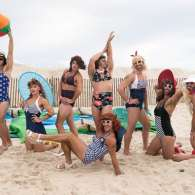 'Summer Babes' Hit the Beach at Fire Island Pines for Pinesfest: PHOTOS, VIDEO