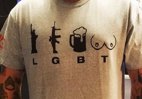 Alex Jones Trump T-Shirt