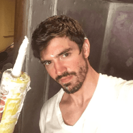 Steve Grand Gets Sexual with a Caulk Gun – LOOK