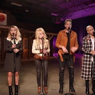 Dolly Parton and Pentatonix Team Up for Stirring 'a Cappella' Version of Her Classic 'Jolene' – WATCH