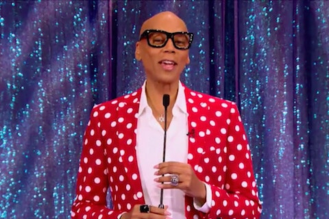 RuPaul hosts the Snatch Game of RuPaul's Drag Race All Stars 2 drag race all stars recap