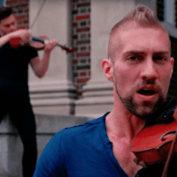 Hunky String Quartet 'Well-Strung' Calls for Gun Control in New Green Day Mash-Up – WATCH