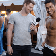 Boxers or Briefs? Shirtless Male Models Drop Their Shorts and Spill – WATCH