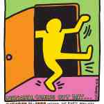 National Coming Out Day Keith Haring