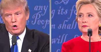 second 2016 presidential debate