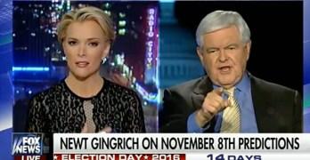 Megyn Kelly Newt Gingrich