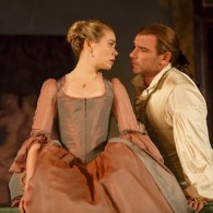 Liev Schreiber and Janet McTeer Smolder in 'Les Liaisons Dangereuses' on Broadway: REVIEW