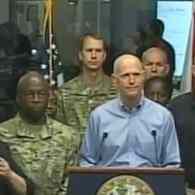 Florida Governor Rick Scott Refuses to Extend Voter Registration Due to Hurricane Matthew