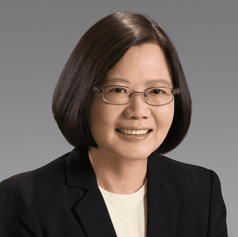 president-tsai-ing-wen Taiwan gay marriage