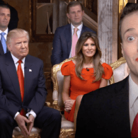 randy rainbow trump