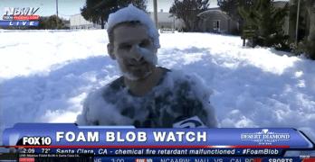 foam blob