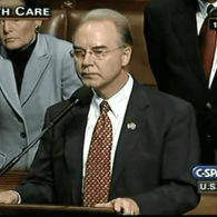 GOP Congressman Who Thinks LGBT Rights Negatively Impact Health is Front-Runner for HHS Secretary – VIDEO